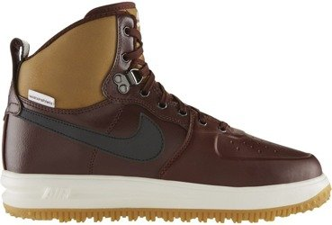 Buty Nike Lunar Force 1 Sneakerboot Barkroot Brown  654481 200