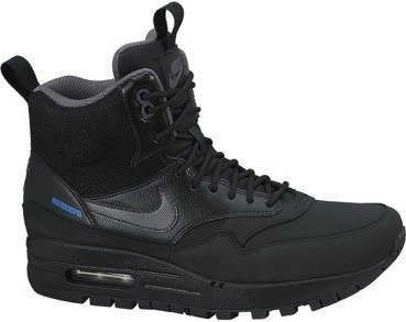 Buty Nike WMNS Air Max 1 MID Sneakerboot Black 685267 001