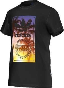 Koszulka adidas Originals Palm Tongue Label Tee S19144