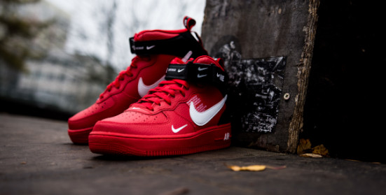 Kultura snkrhd #7 - Nike Air Force 1
