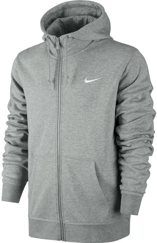 Bluza NIKE CLUB FT FZ HOODY 637905 063