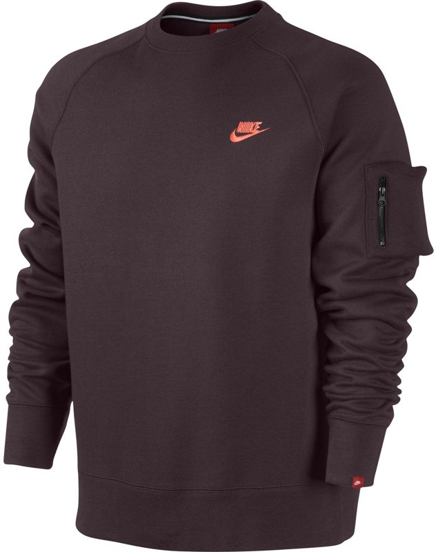 Bluza Nike AW77 Fleece 598701 634
