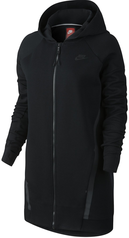 Bluza Nike Tech Fleece Cocoon Mesh 725844 010