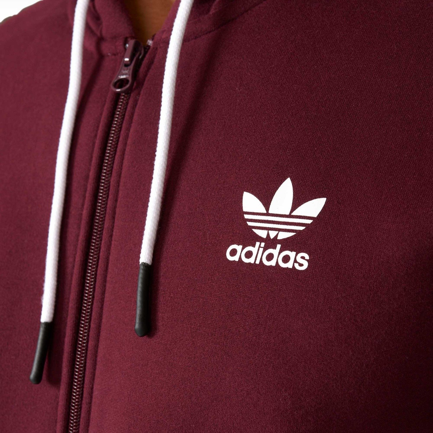 Bluza adidas Originals Essentials FZ Hoodie Track Top AY8269