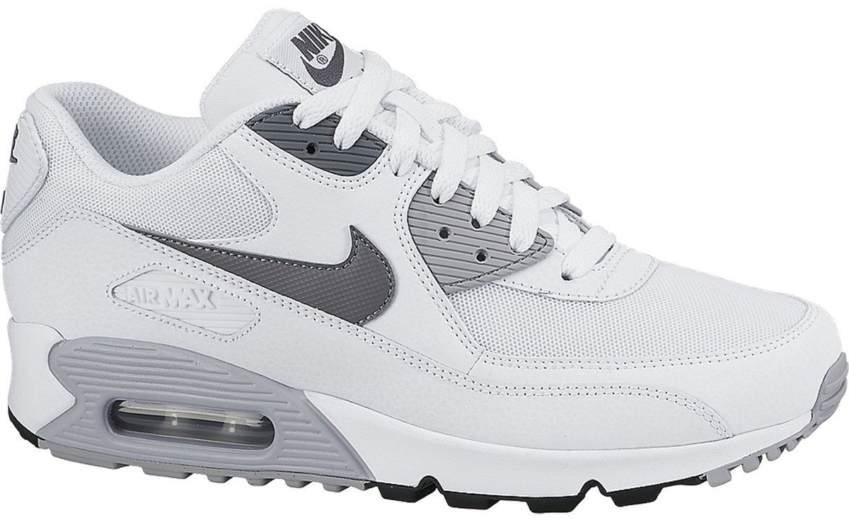 Buty Nike Air Max 90 Essential White/Cool Grey 616730 108