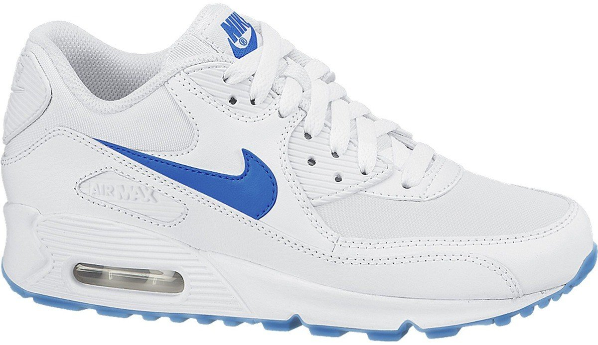 Buty Nike Air Max 90 Glow (GS) Photo Blue 685603 100