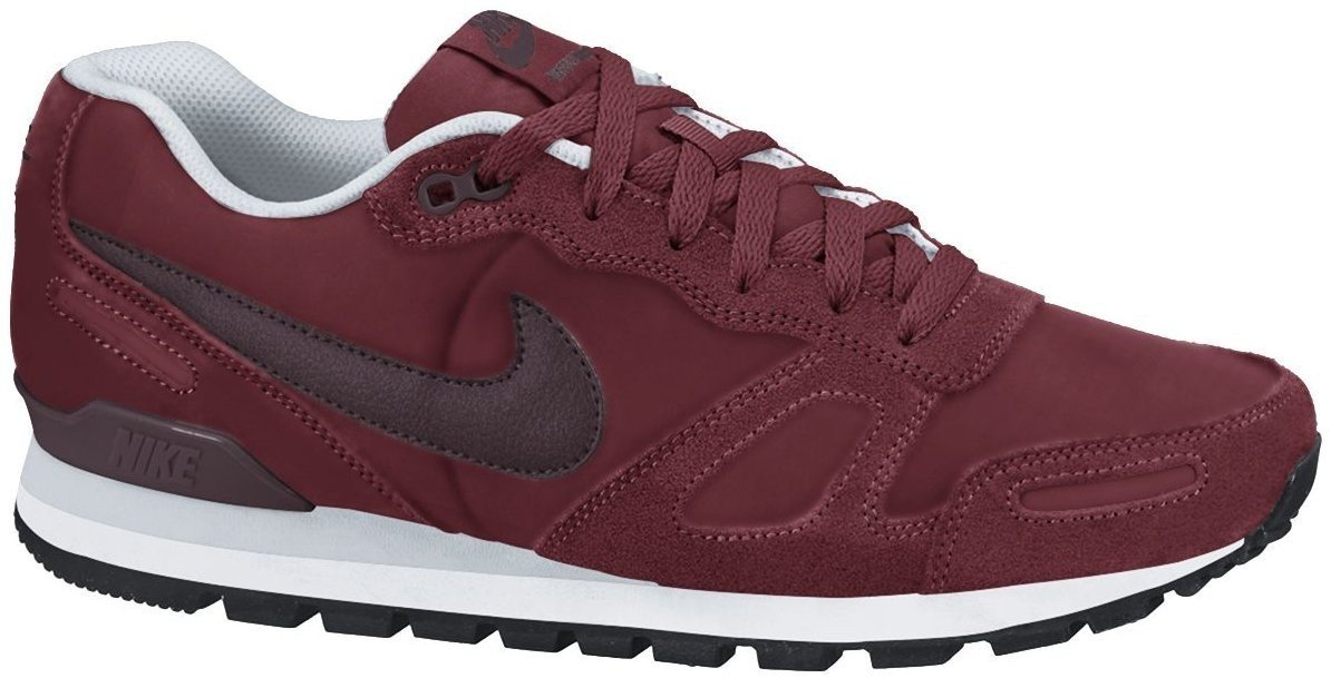 Buty Nike Air Waffle Trainer Leather Team Red 454395 661