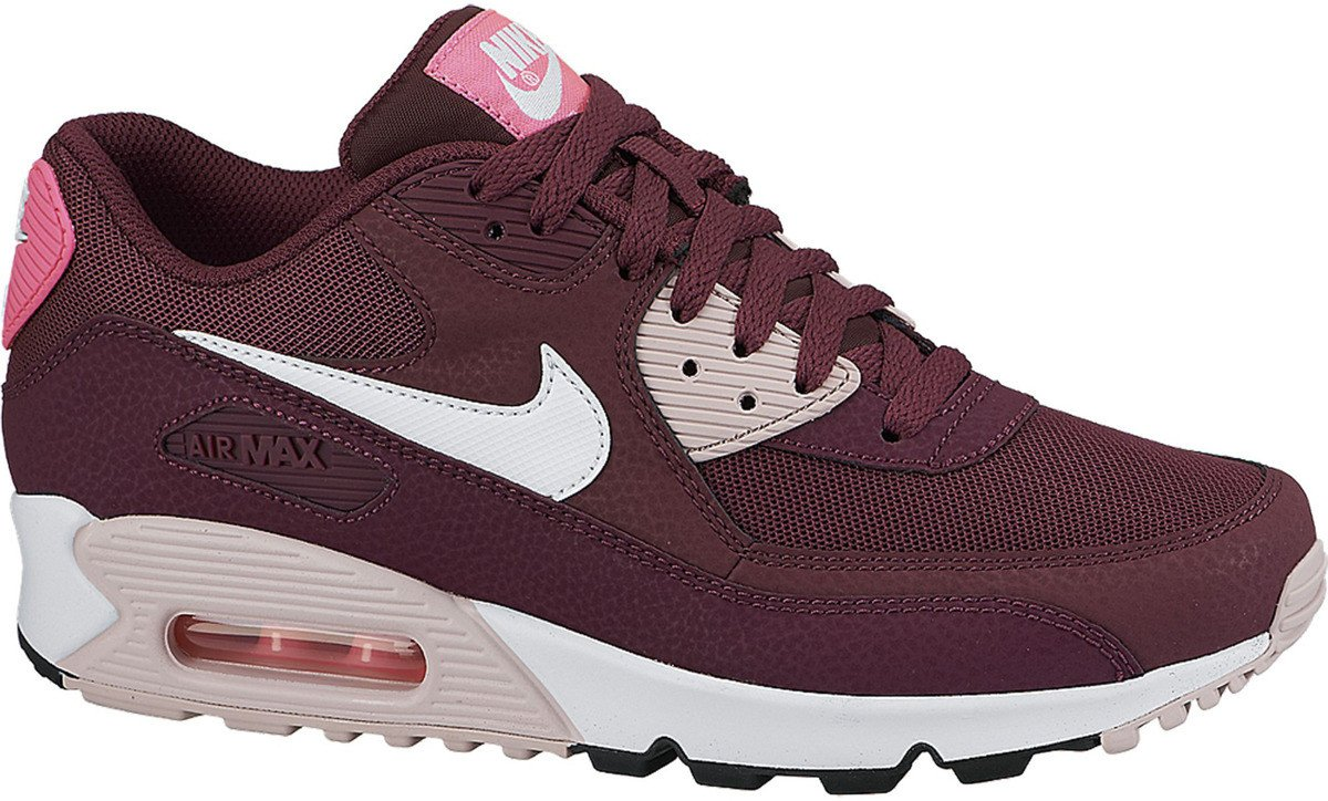Buty Nike Wmns Air Max 90 Essential Villain Red 616730 600