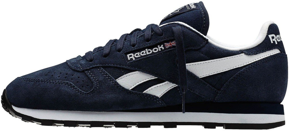Buty Reebok Classic Leather Suede M43014