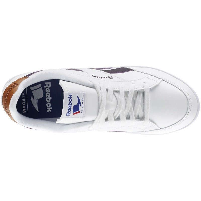 Buty Reebok Royal Transport White V63505