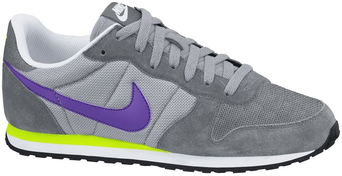Buty WMNS Nike Genicco Cool Grey/Hyper Grape 644451 051