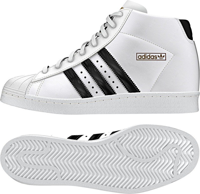 Buty adidas Superstar Up M19513