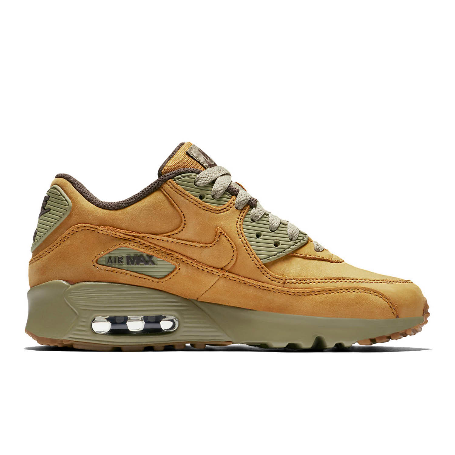 buty juniorskie nike air max 90 winter premium flax gs. Black Bedroom Furniture Sets. Home Design Ideas