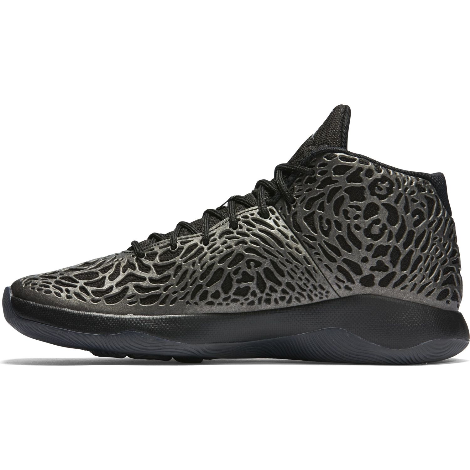 Jordan Ultra.Fly Black/Metallic Hematite 834268 010