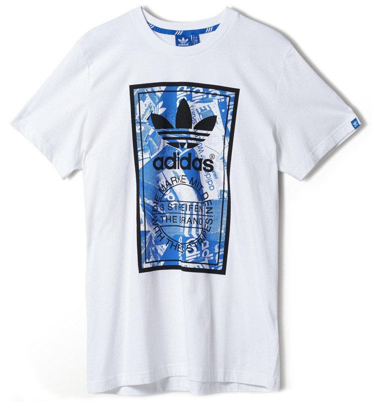 Koszulka Adidas Boxtory Tongue Label Tee M69334