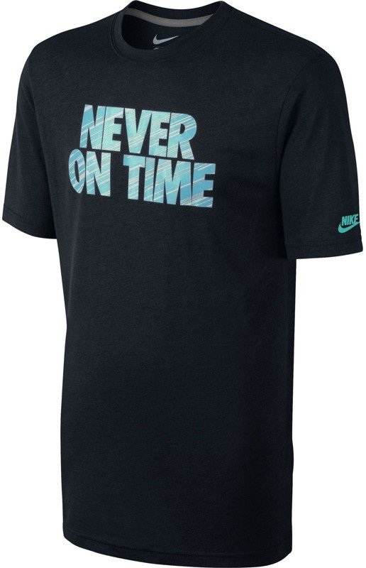 Koszulka Nike Tee-Never On Time 619525 010