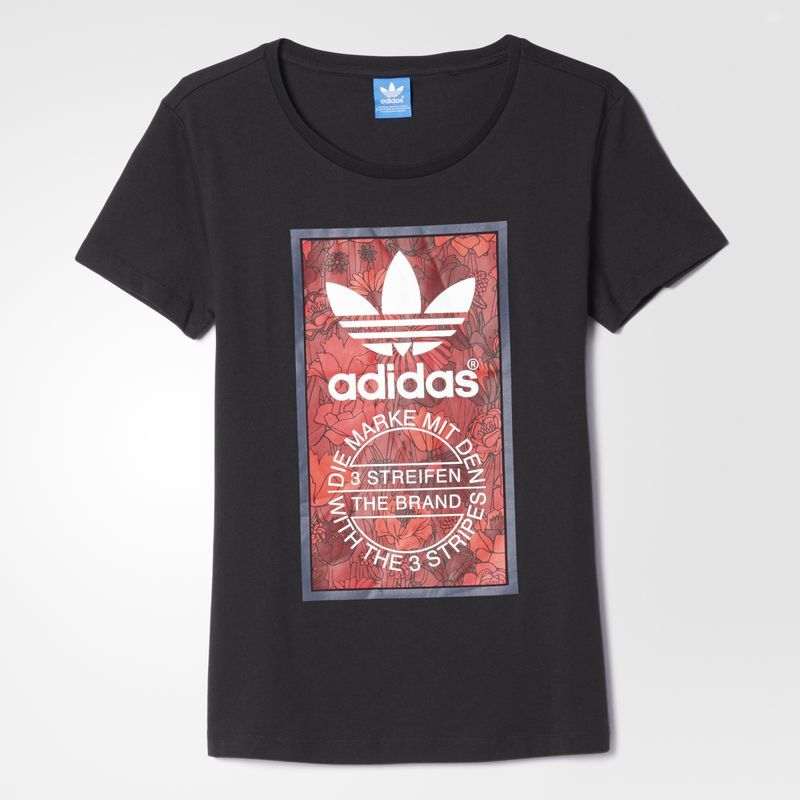 Koszulka adidas Tongue Label Slim Tee AY6674