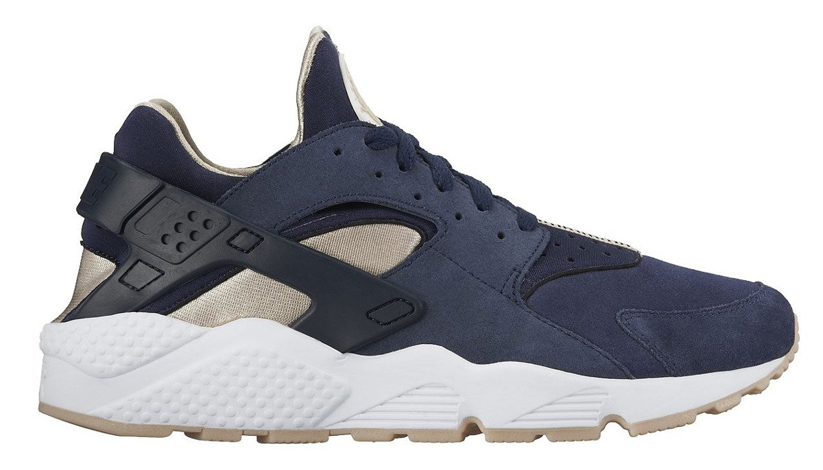 Nike Air Huarache Midnight Navy/Rattan 318429 410