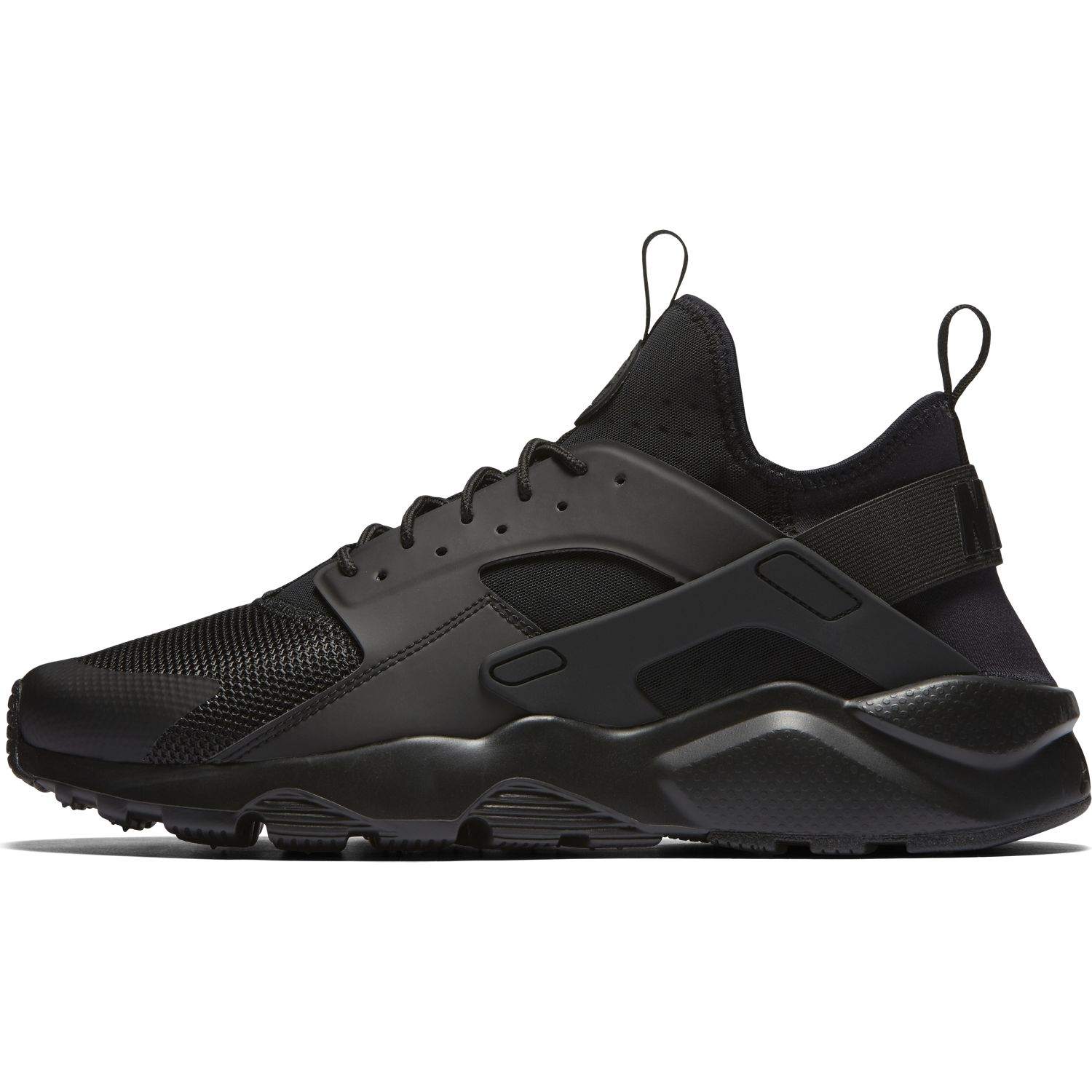 Nike Air Huarache Run Ultra Triple Black 819685 002