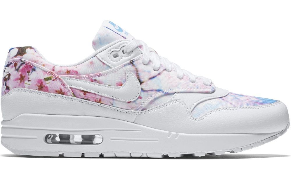 Nike Air Max 1 Print Cherry Blossom 528898 102
