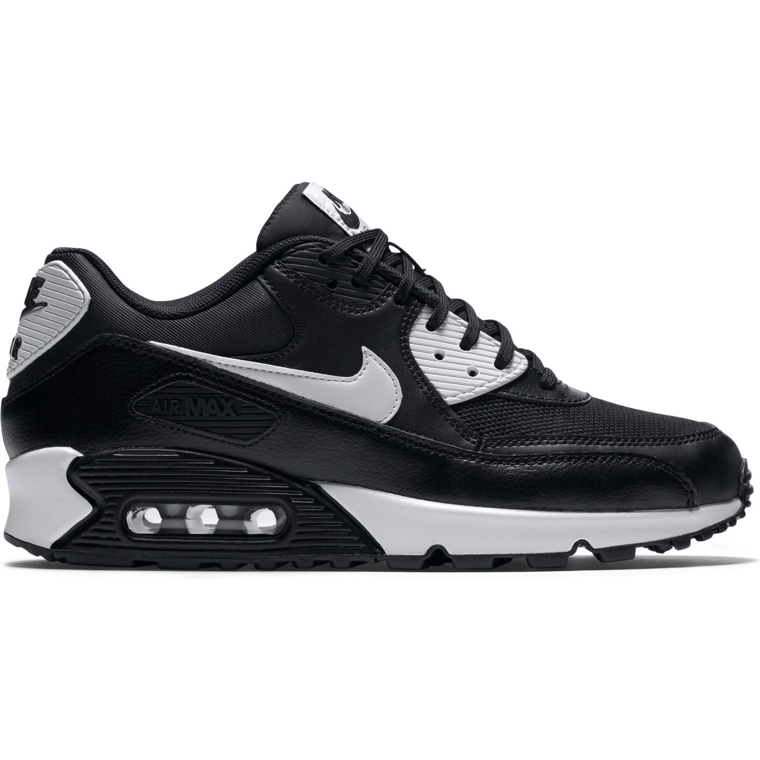 Nike Air Max 90 Essential Black/White 616730 023