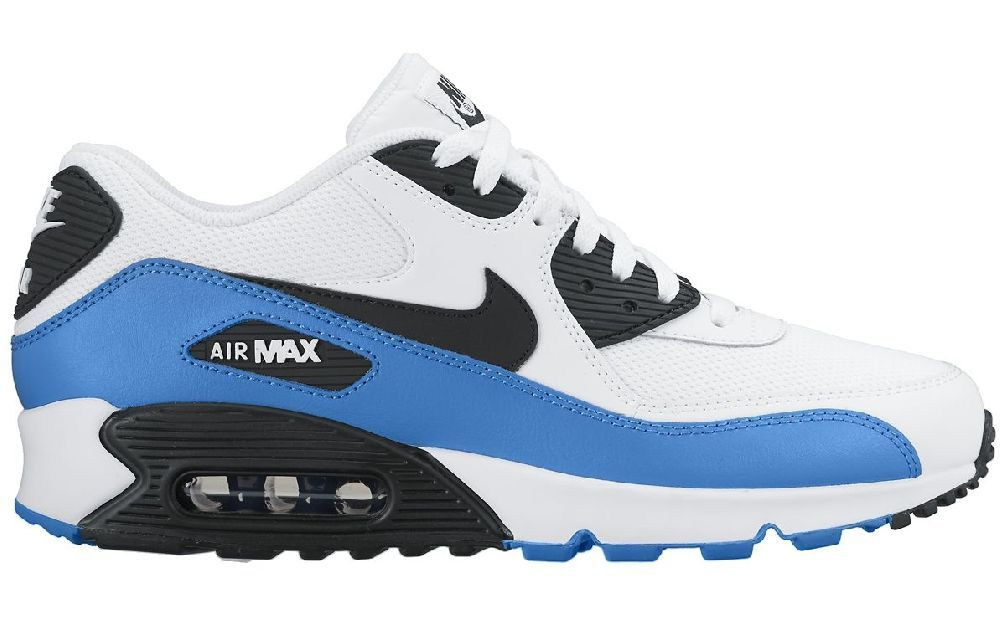 Nike Air Max 90 Essential Photo Blue 537384 124