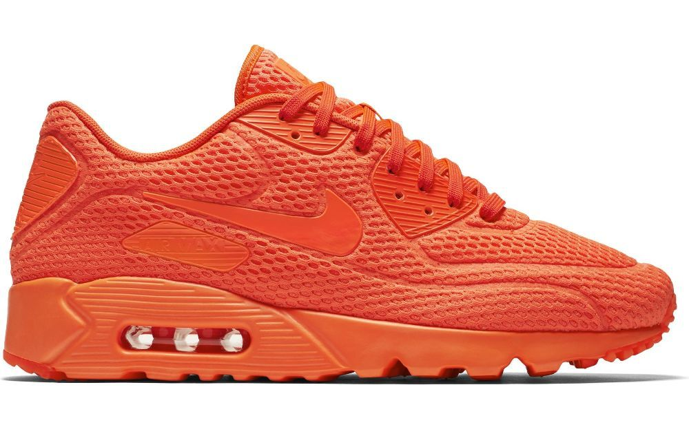 Nike Air Max 90 Ultra BR Total Crimson 725222 800