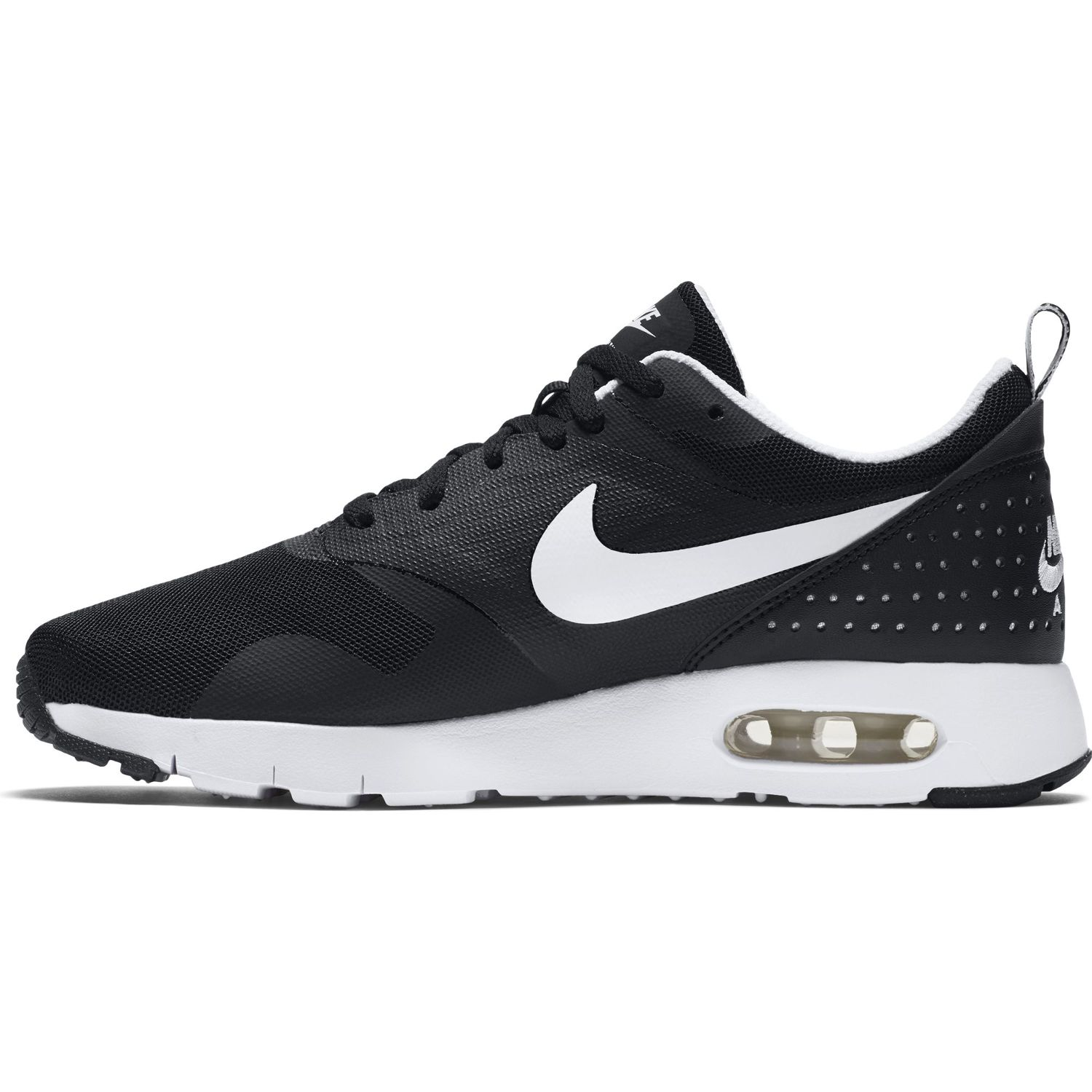 Nike Air Max Tavas (GS) Black/White 814443 001