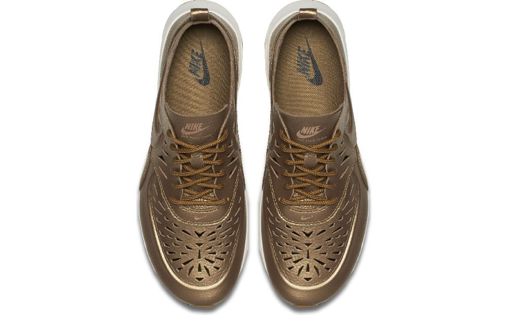 Nike Air Max Thea Joli Metallic Golden Tan 725118 900