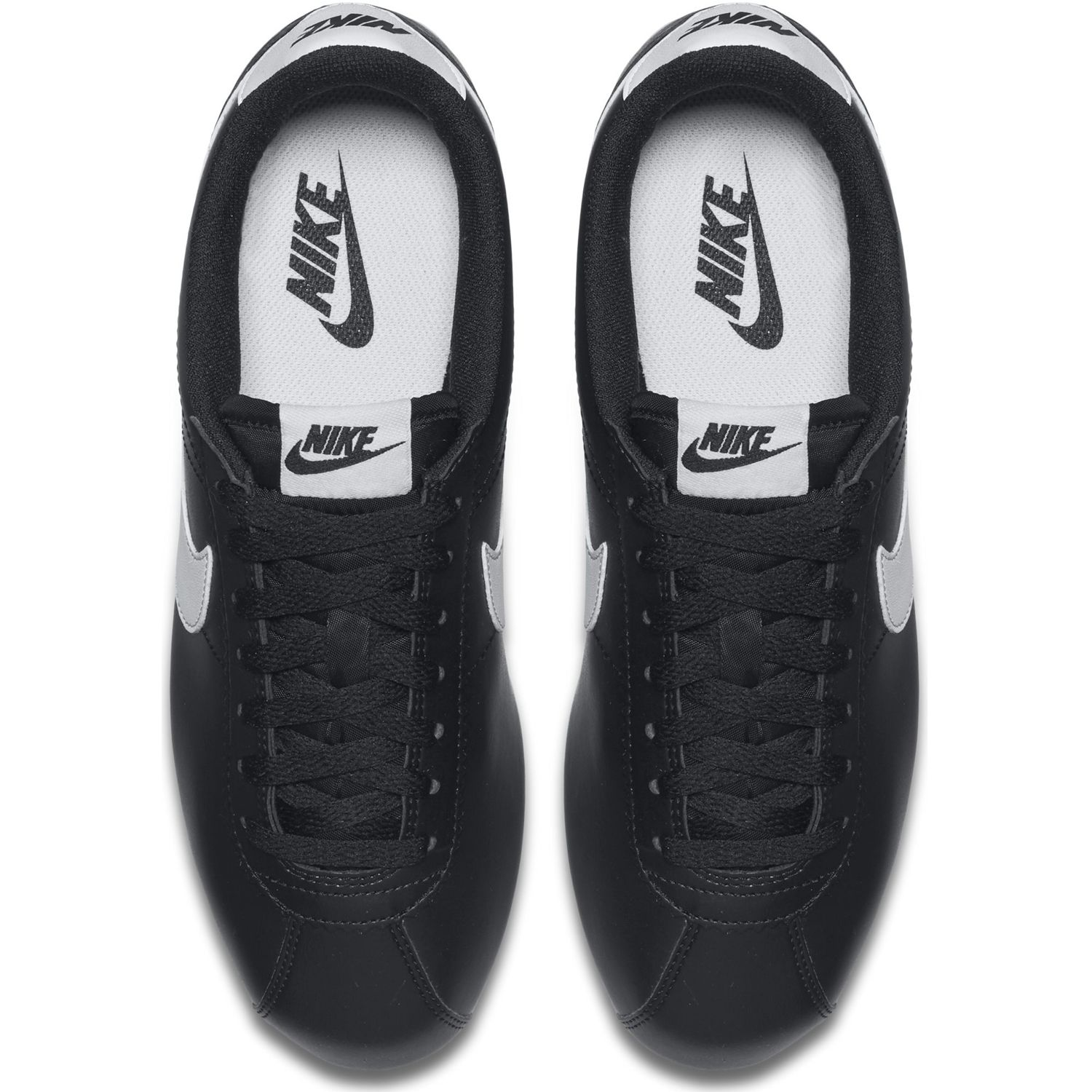 Buty męskie Nike Classic Cortez Leather Black/White 807471 010
