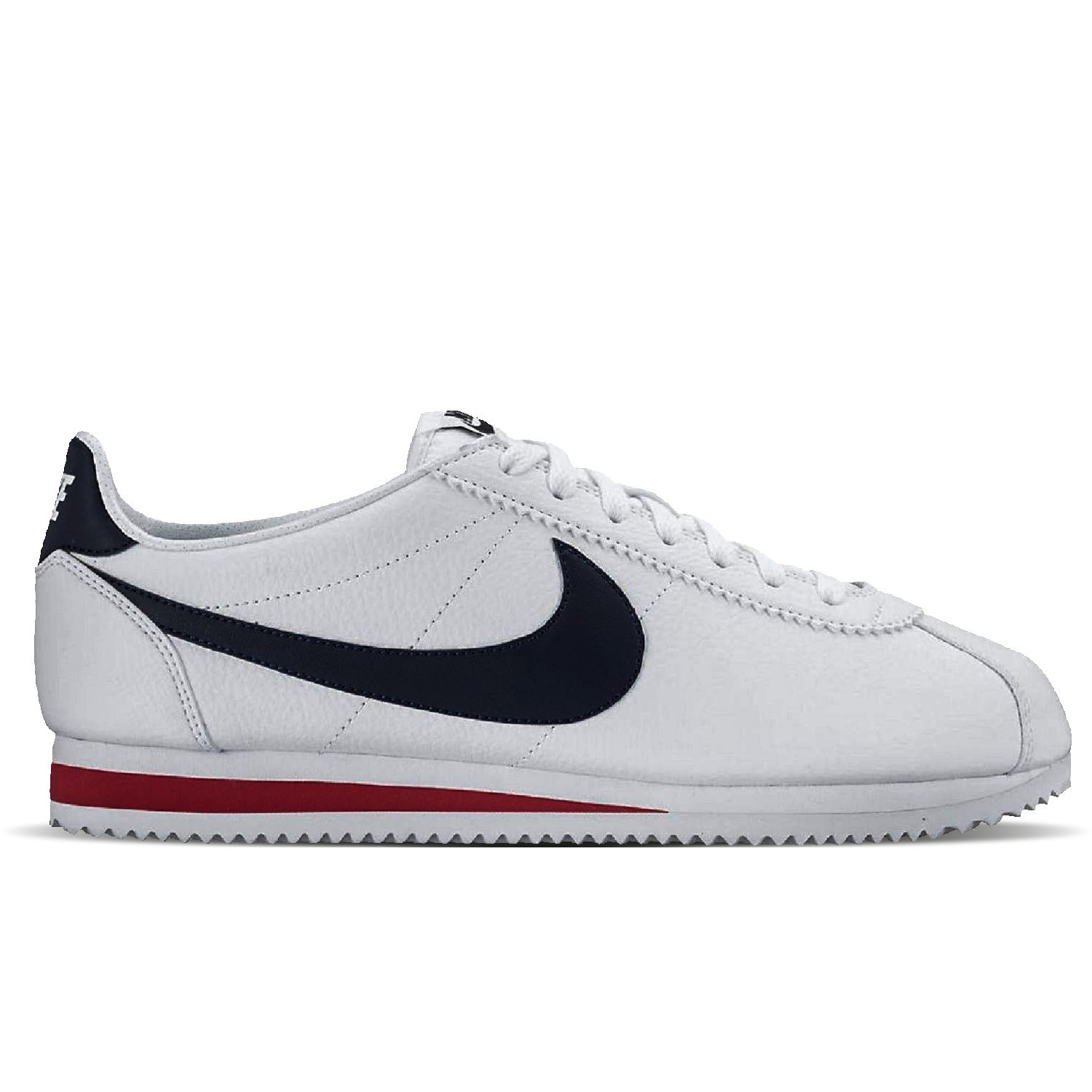 Nike Classic Cortez Leather White/Midnight Navy 749571 146