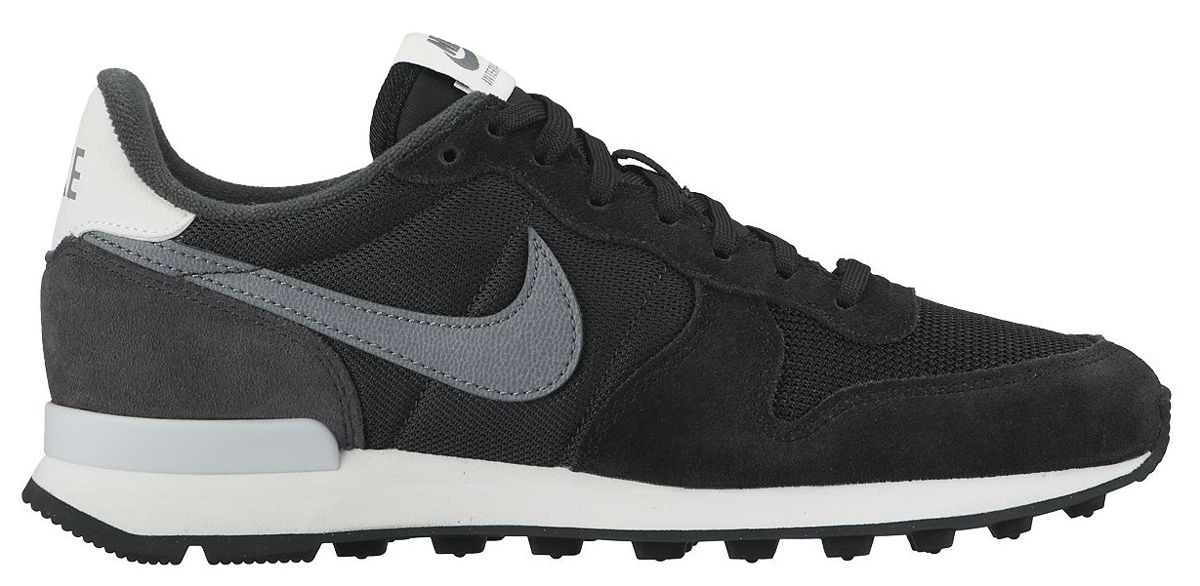 Nike Internationalist Black/Cool Grey 828407 016