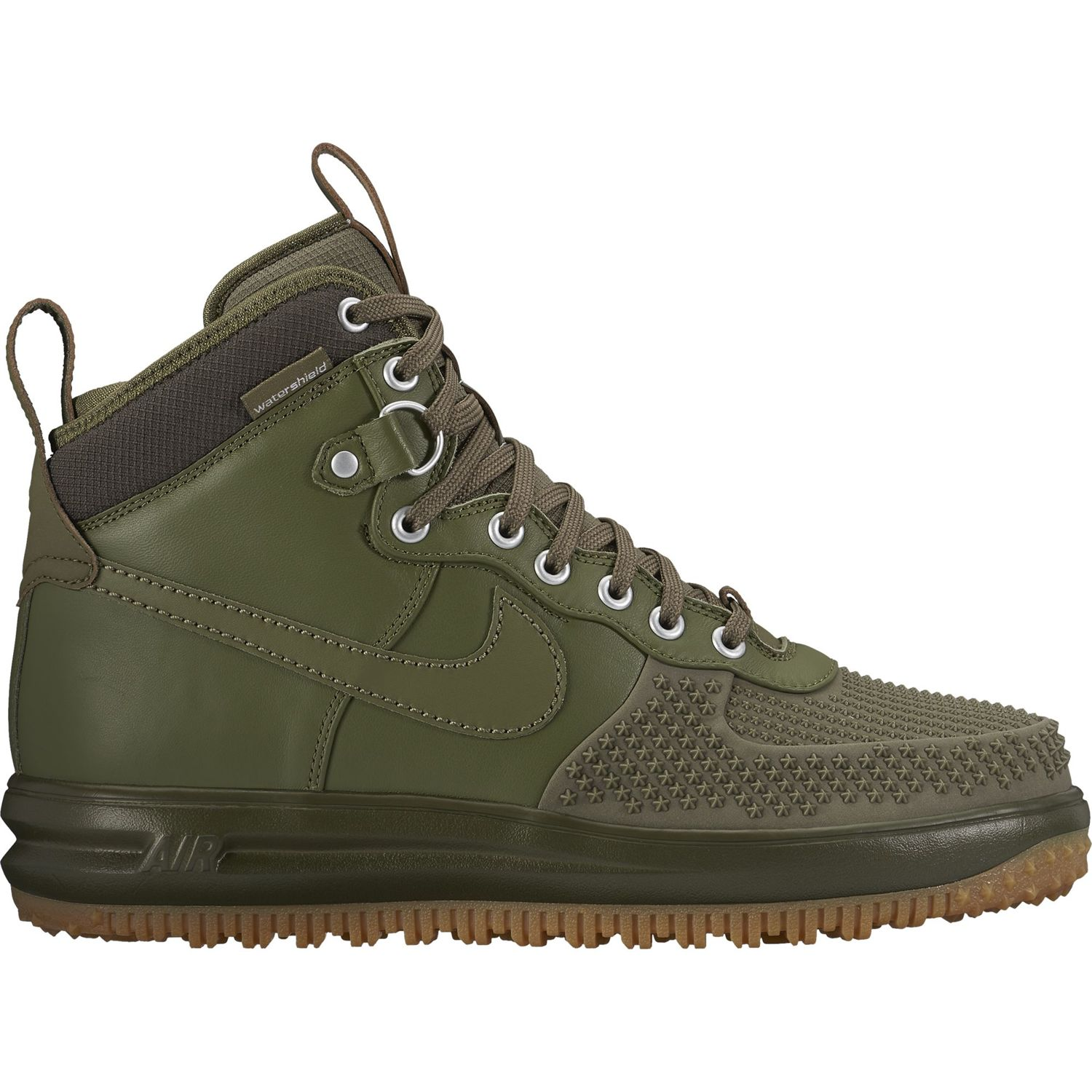 Nike Lunar Force 1 Duckboot Medium Olive 805899 201