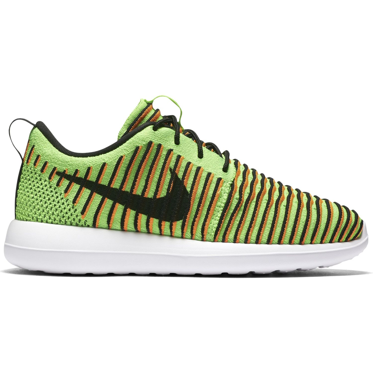 Nike Roshe Two Flyknit Electric Green 844619 300