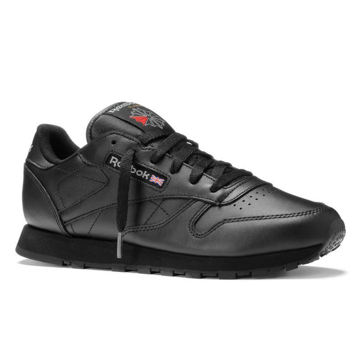 Reebok Classic Leather Black 3912