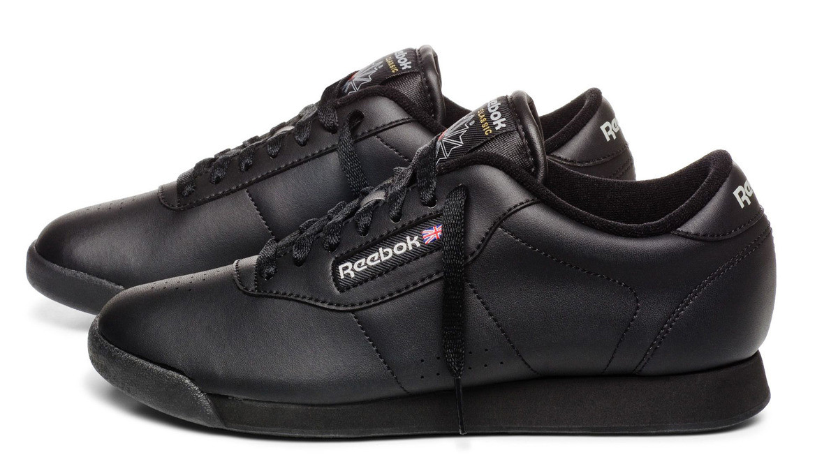 Reebok Princess Black J95361
