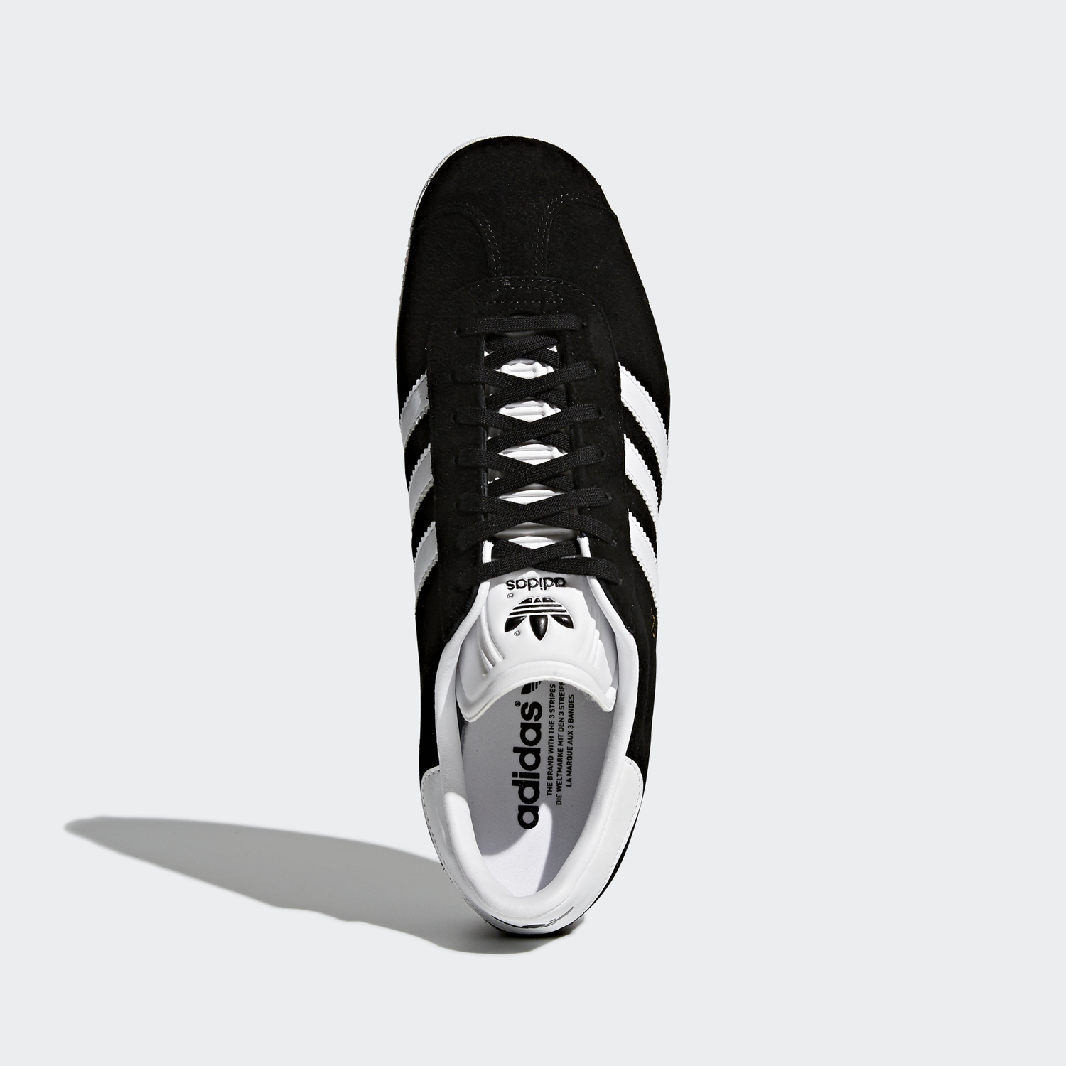 adidas Gazelle Core Black/White BB5476