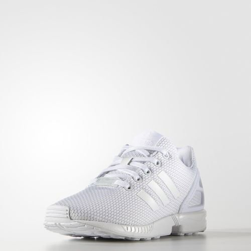 adidas ZX Flux All White S81421