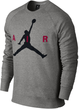 Bluza Jordan Jumpman Graphic Brushed Crew  689014 066
