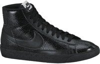 Buty WMNS Nike Blazer Mid Leather Premium All Black 685225 001