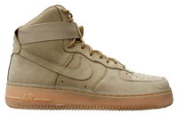 Nike Air Force 1 Hi Premium Flax 654440 200