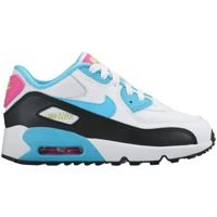 Nike Air Max 90 Mesh (PS) White/Gamma Blue 833341 104