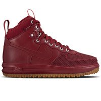 Nike Lunar Force 1 Duckboot Team Red 805899 600